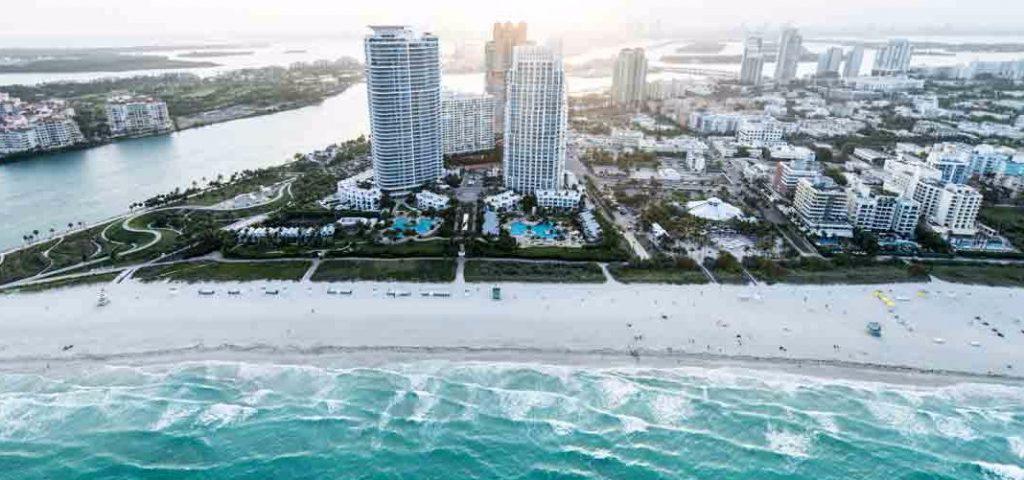Майами-Бич, Флорида. Фото businessinsider.com