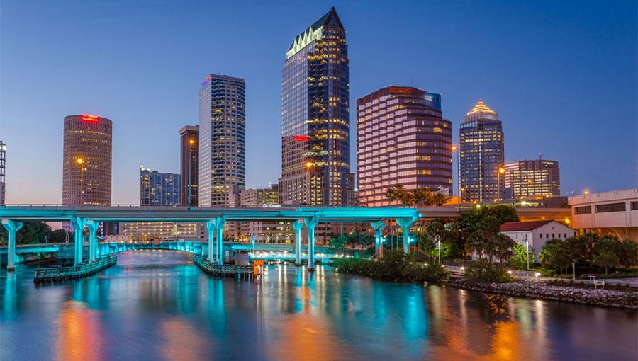 Тампа, Флорида. Фото forbes.com