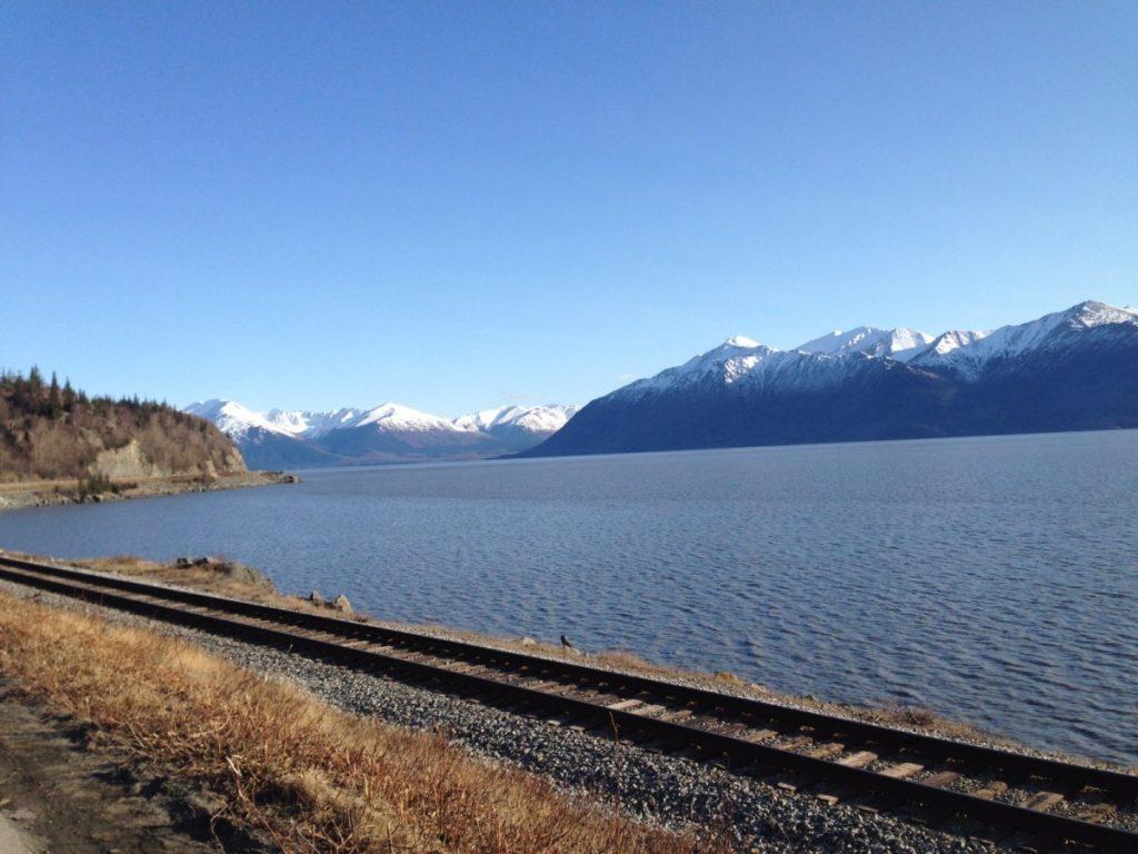 Аляскинская железная дорога. Фото businessinsider