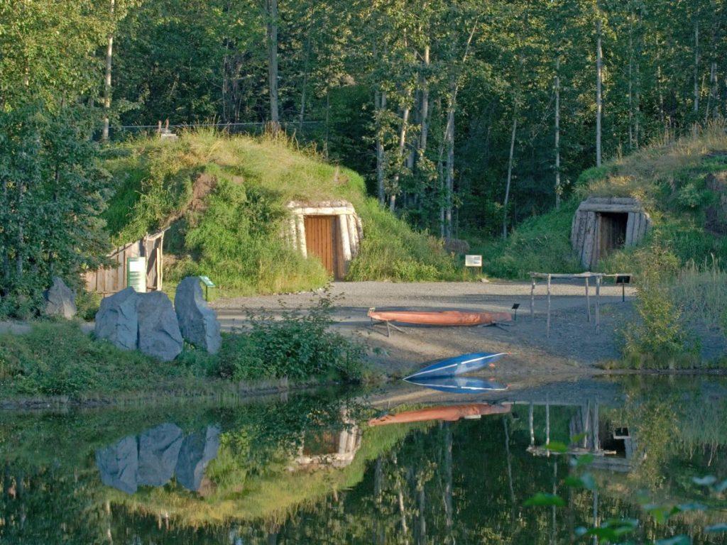 Центр наследия коренных жителей Аляски. Фото businessinsider