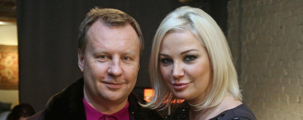 Денис Вороненков с женой Марией Максаковой. Фото unian.net