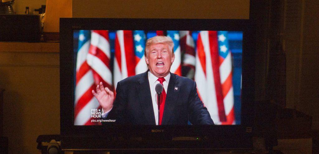 Дональд Трамп использует Твиттер для выражения как любви к отдельным передачам, так и своего презрения. Фото nymag.com
