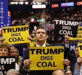 Энергетический указ Трампа не вернет рабочие места