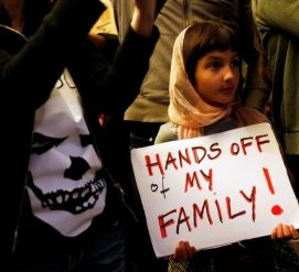 Афганскую семью, помогавшую американскому правительству, не пустили в США