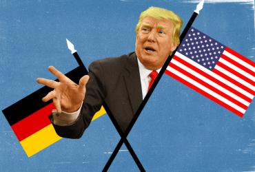Американские евреи массово переезжают в Германию