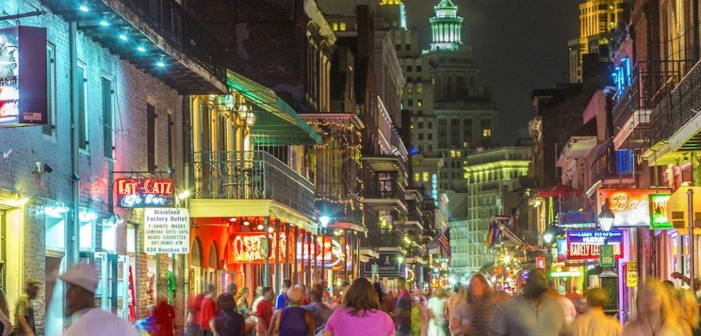 Новый Орлеан, Луизиана. Фото businessinsider.com