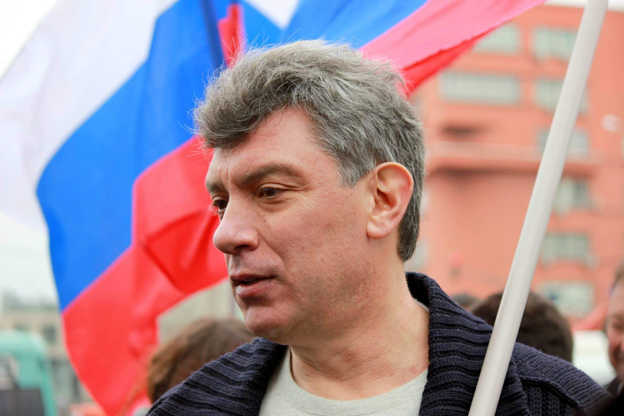 Убитый оппозиционер Борис Немцов. Фото: focus.ua