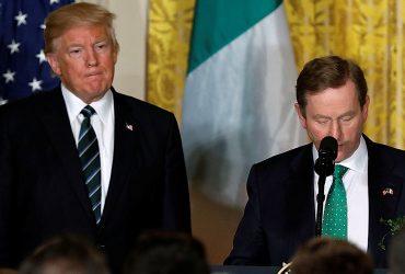 Откуда Трамп взял «ирландскую пословицу» ко Дню святого Патрика