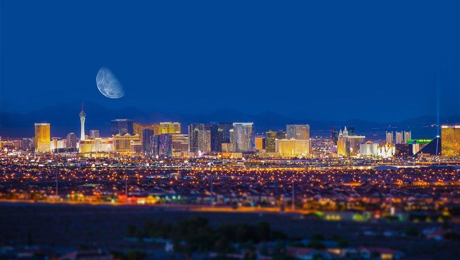 Лас-Вегас, Невада. Фото forbes.com