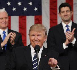 Народ тронут обращением Трампа к конгрессу. Что он конкретно обещал?