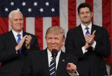 Речь Трамп понравилась американцам. Фото: foxnews.com