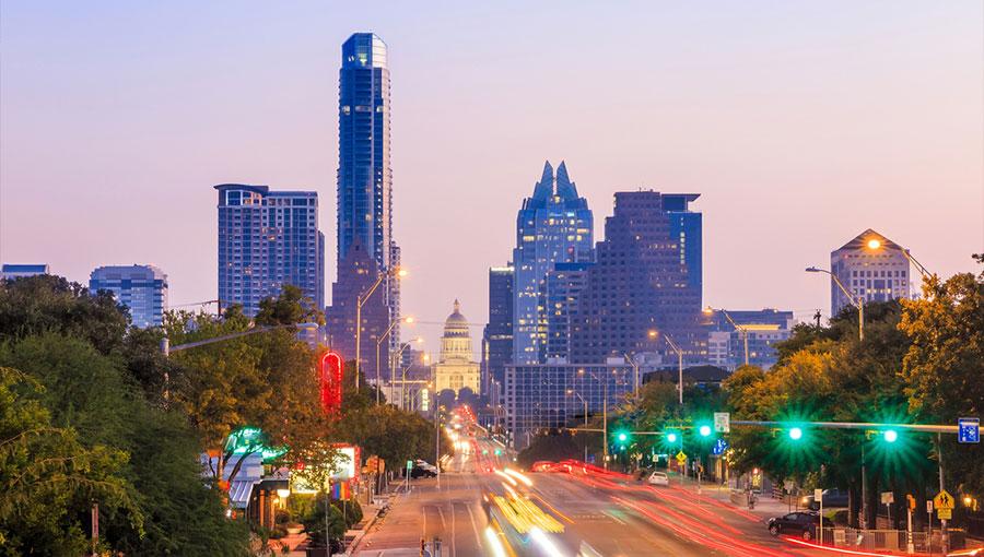 Остин, Техас. Фото forbes.com