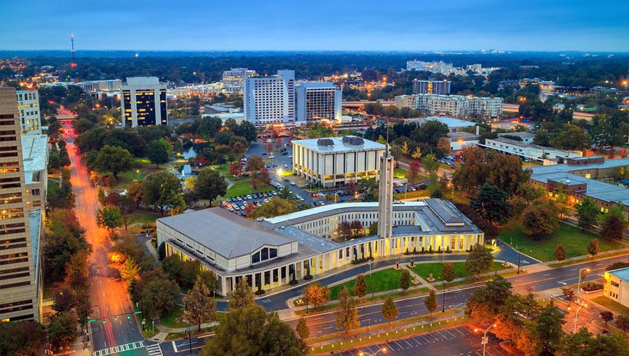 Шарлотт, Северная Каролина. Фото forbes.com