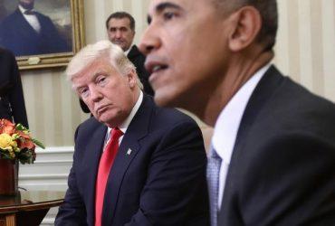 Трамп обвинил Обаму в прослушке во время выборов