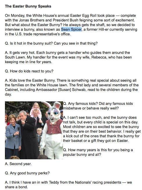 Интервью Politico. Фото: twitter.com/Rschooley