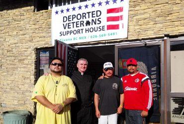 Дом поддержки депортированных ветеранов появится в двух пограничных городах