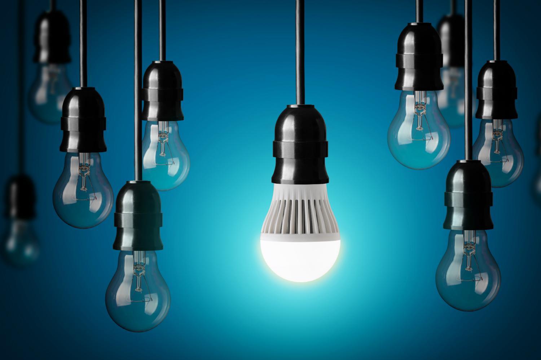 LED-лампочки сэкономят электричество. Фото: digitaltrends.com