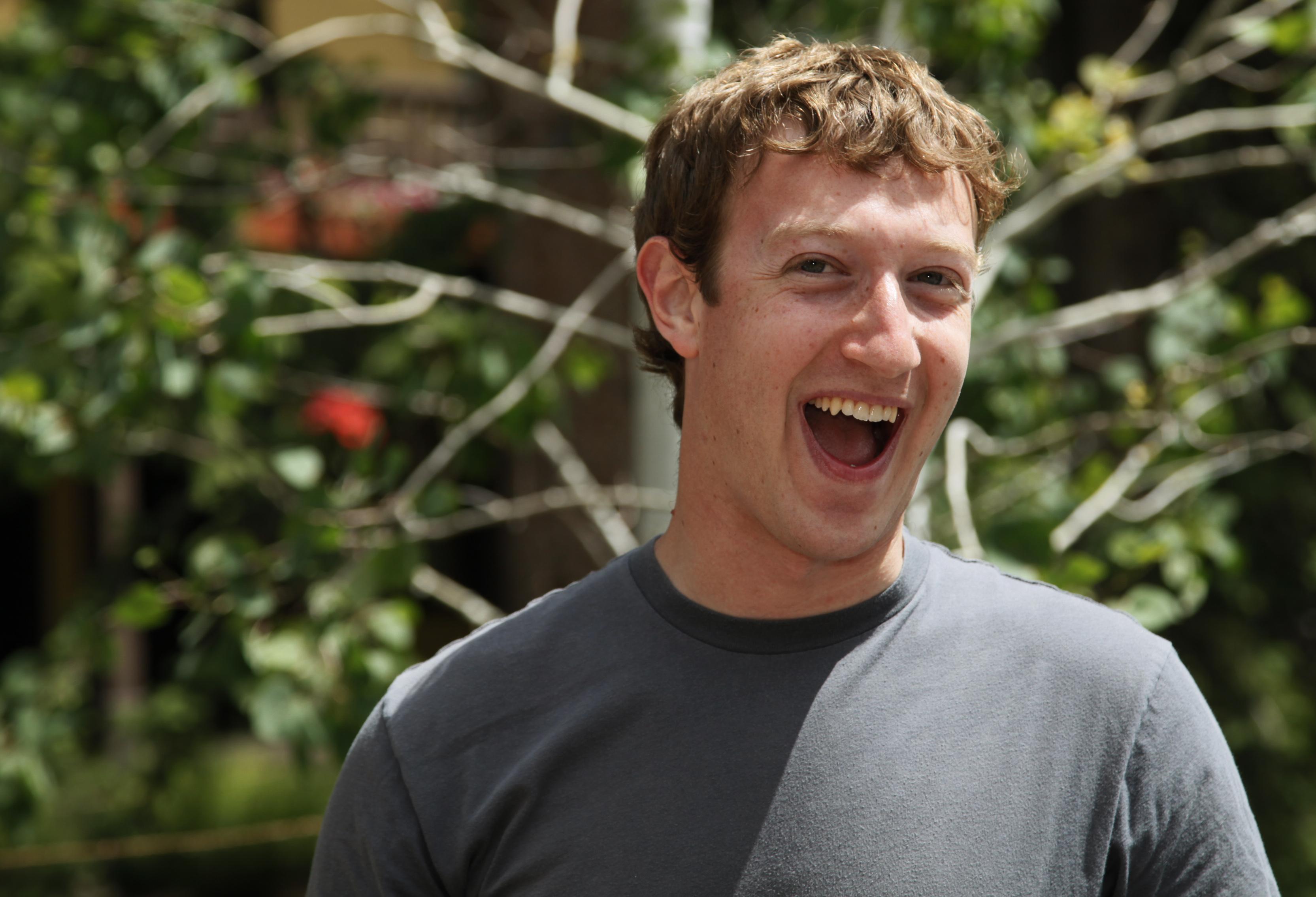 Основатель Facebook будет в Гарварде. Фото: theatlantic.com