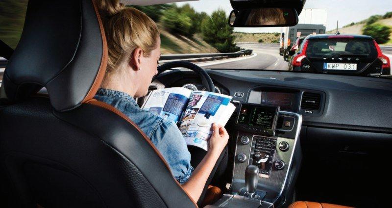 Будущее рядом. Intel инвестирует в создание беспилотных автомобилей