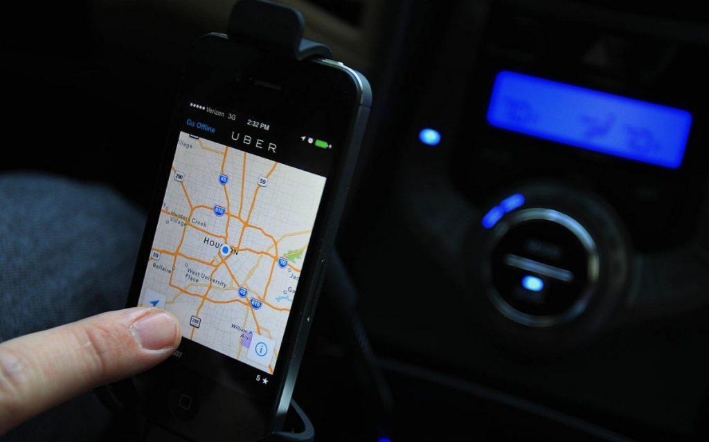 Uber не дает возможность вызова машины правительственным чиновникам. Фото america.aljazeera