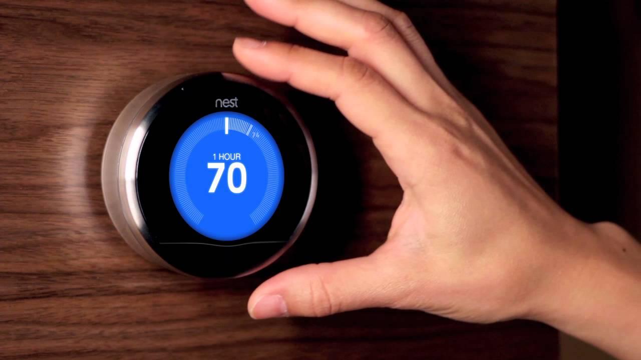 Смарт-термостат будет держать жилье в тепле и экономить деньги. Фото: naturalchoiceheatingcooling.ca