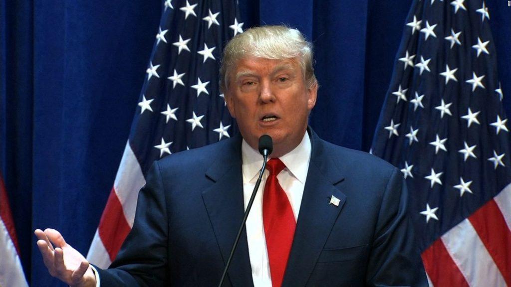 Трамп потерпел первое поражение за свой президентский срок. Фото censor.net.ua