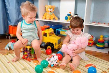 Лёгкие игры на развитие речи. Куклы и мягкие игрушки