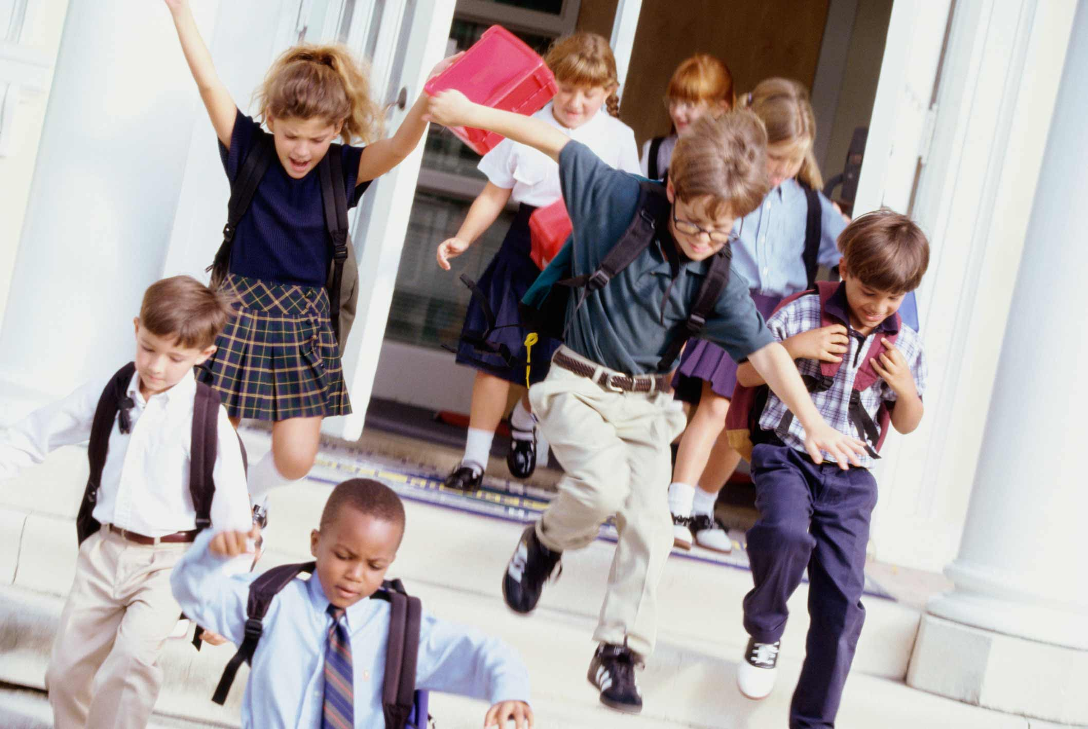 Некоторые школы уже давно практикуют 4-дневное обучение. Фото: itiswhatitiscolumn.wordpress.com