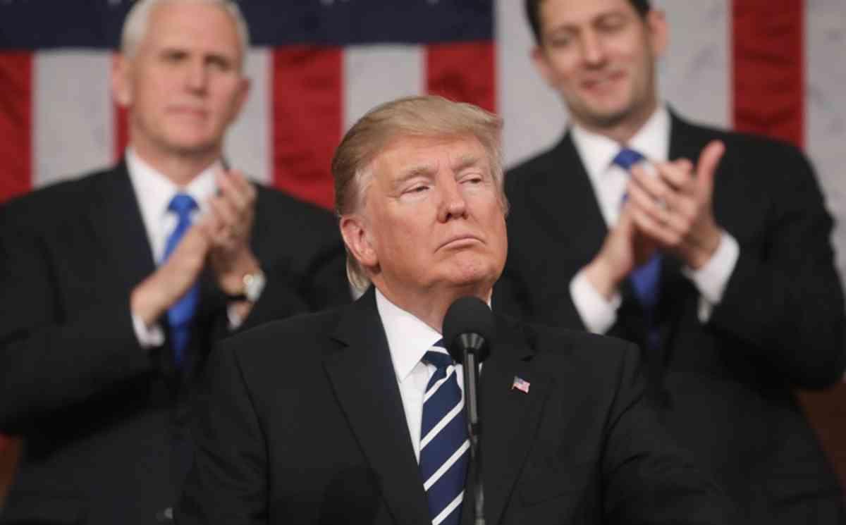 Трамп увеличит расходы на оборону. Фото: skynews.com