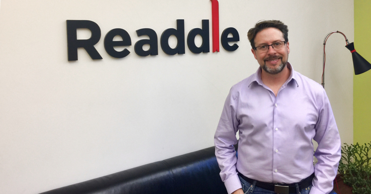 Терри Бланшер ушел из Apple и присоединился к Readdle. Фото: ain.ua