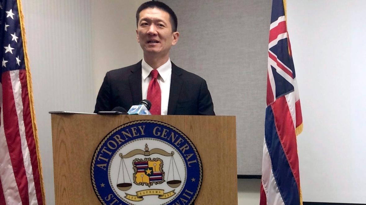 Генеральный прокурор штата Дуглас Чин. Фото: cbc.ca
