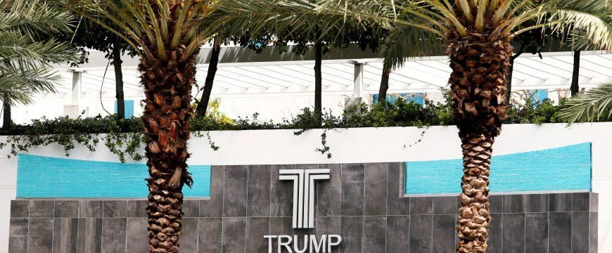 Здания Трампа во Флориде известны российскими покупателями. Фото: duluthnewstribune.com