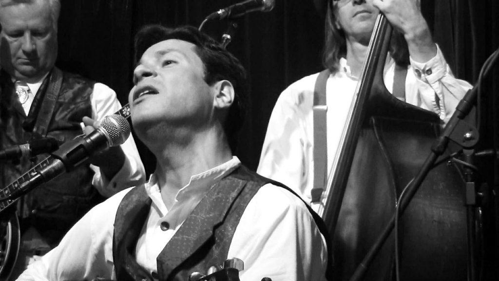 Концерт группы Мэтью Сабателла и Rambling String Band пройдет в пятницу. Фото из Твиттер-аккаунта группы.