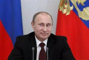 Путин оказался самым могущественным в мире. Фото: naij.com