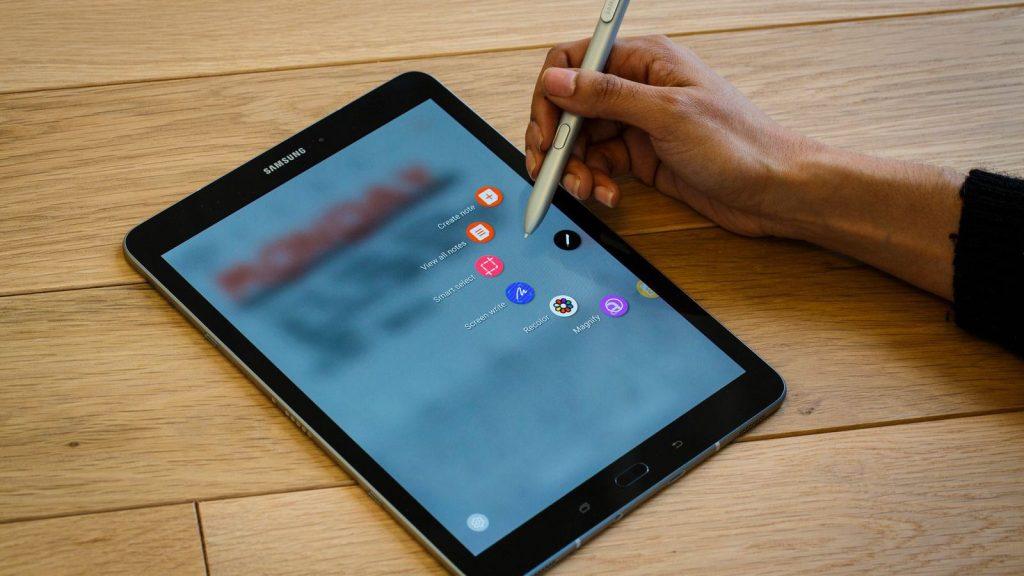 Samsung Galaxy Tab S3. Фото hoyentec.com