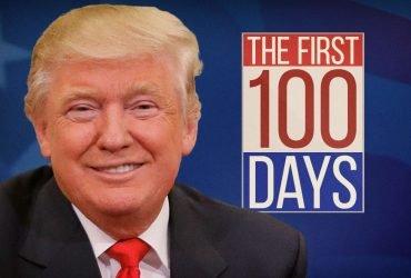 Трамп устал быть президентом за первые 100 дней
