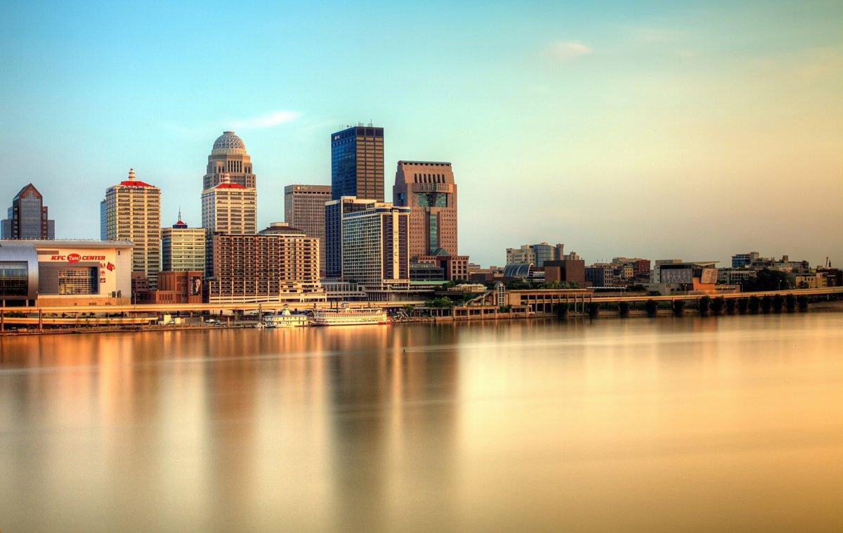 Луисвилль - самый большой город в Кентукки. Фото: businessinsider.com