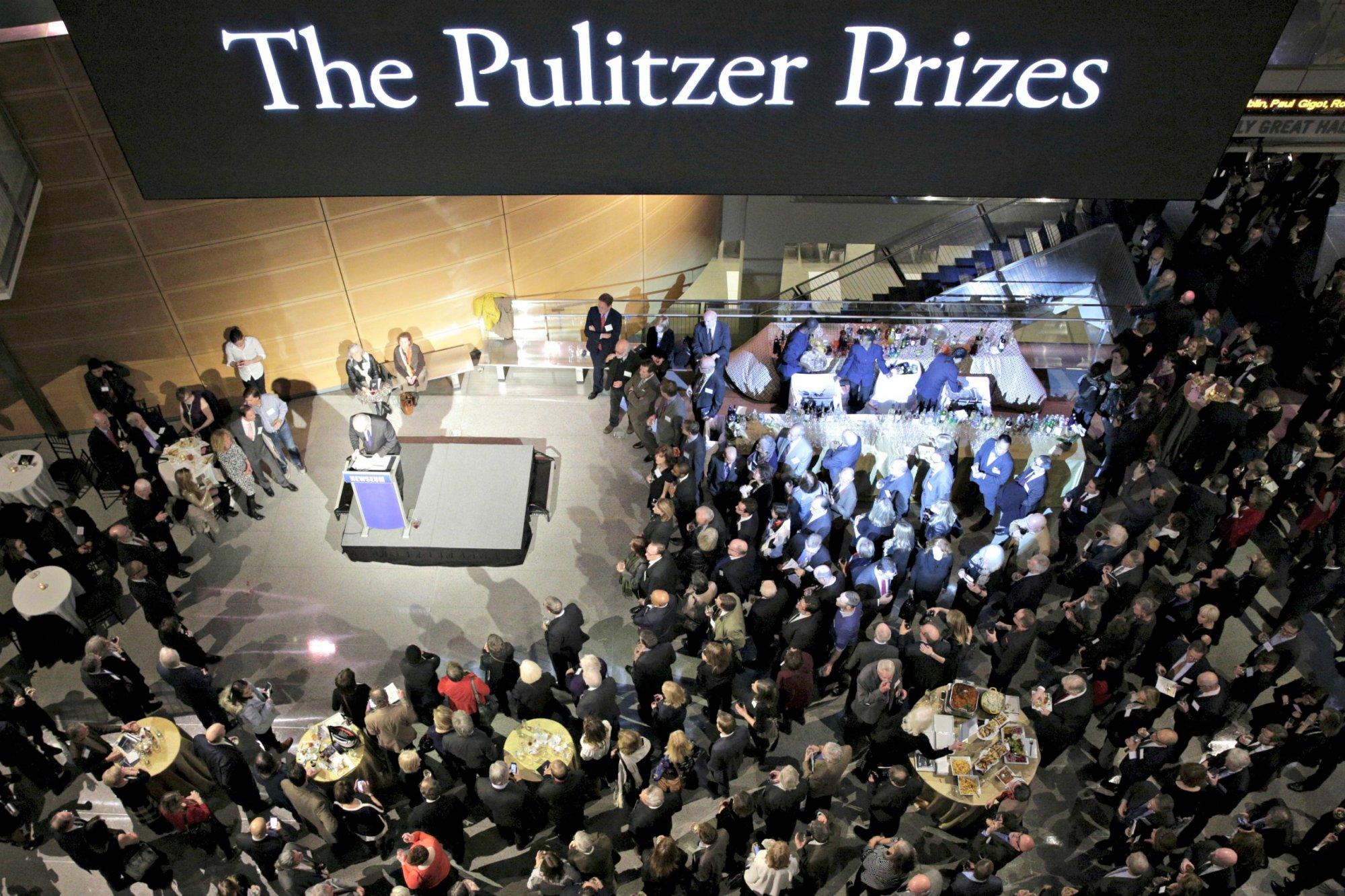 Пулитцеровская премия - одна из самых престижных американских наград для журналистов. Фото: thedailybeast.com