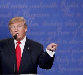 Трамп назвал имя своего предполагаемого преемника