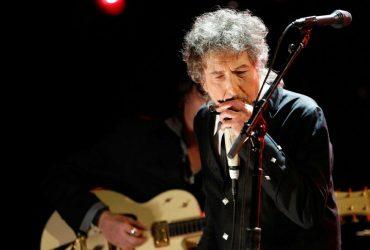 Боб Дилан «тайно» получил Нобелевскую премию