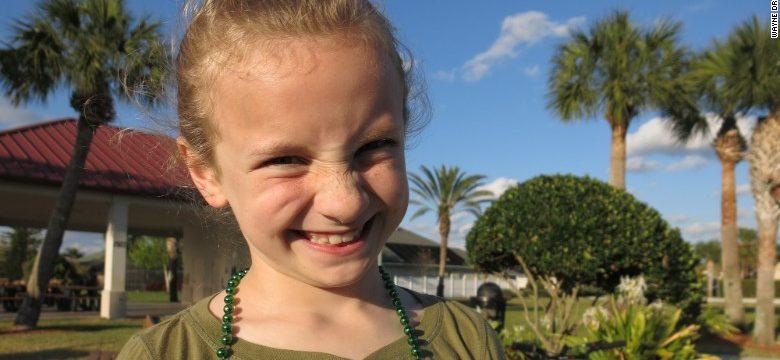 Состояние Грейси Грегори улучшилось после лечения. Фото: cnn.com