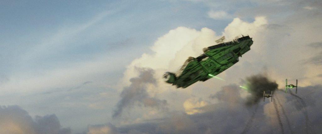 Тысячелетний Сокол. Фото businessinsider.com