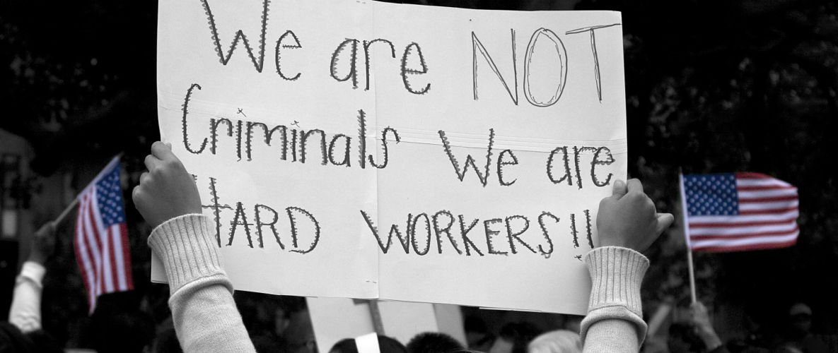 Нелегальные иммигранты не получают социальную и медицинскую защиту. Фото: carbonated.tv