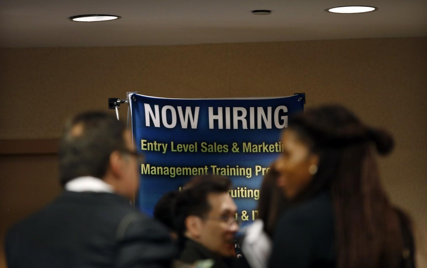 Уровень безработицы близкий к полной занятости. Фото: washingtonpost.com