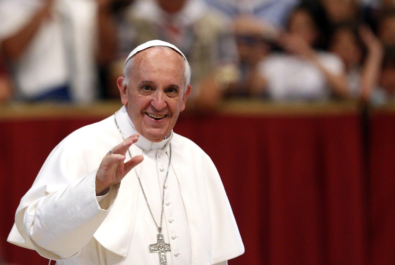Папа Франциск. Фото: 112.ua