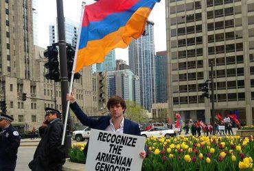 США поддержали армян в день памяти жертв геноцида