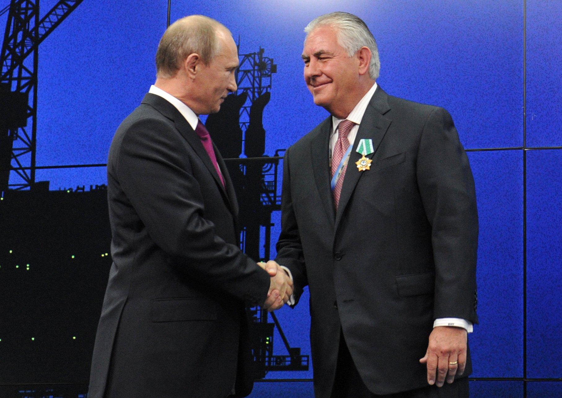 Правительство США уже шло на уступки Exxon Mobil. Фото: businessinsider.com
