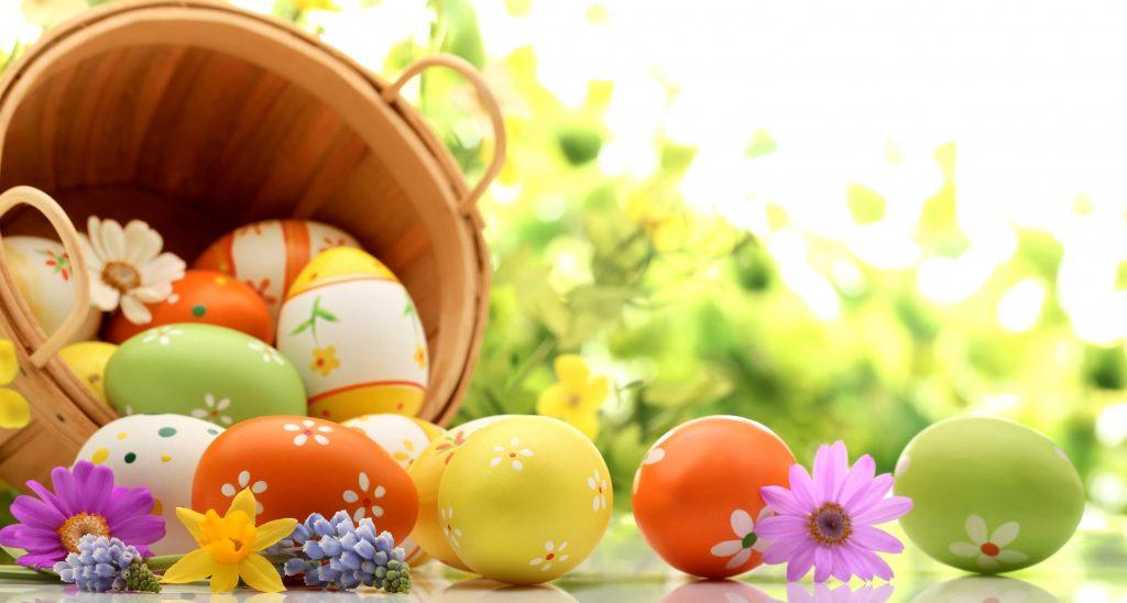 В чем же смысл Пасхи, неужели только в куличах и разукрашенных яйцах? Фото hochu.ua