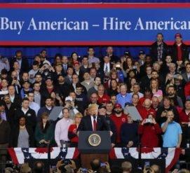 Трамп издал исполнительный указ об ужесточении выдачи виз H-1B