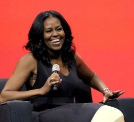 Мишель Обама рассказала, почему сложно быть первой леди
